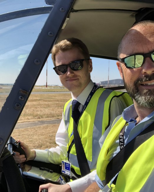 r22 helicopter experience day