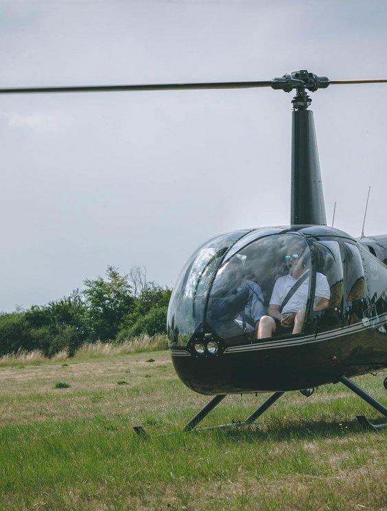 R44 - Trial Lesson