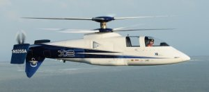 Sikorsky X2 Helicopter