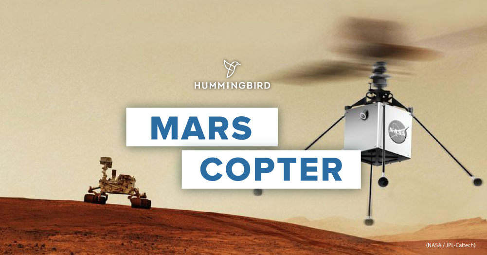 mars-copter